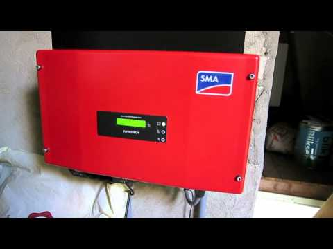 Home Solar energy generation