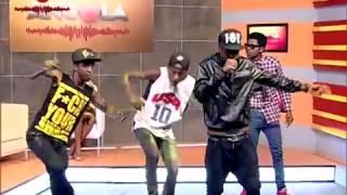 Bela não faz isso no palco do Made in Angola   Os Detroia  (2014) afro