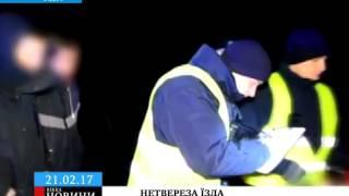 Черкаські патрульні взялися за водіїв напідпитку
