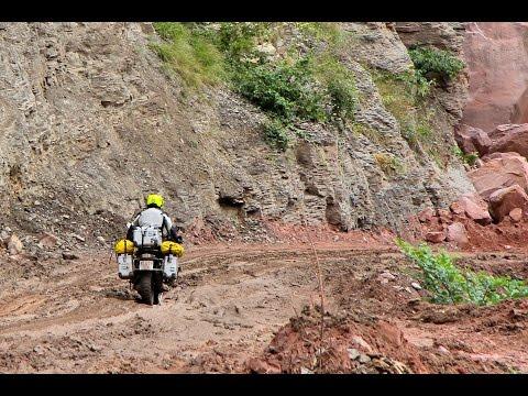Sudamérica en moto. Paraguay y Bolivia