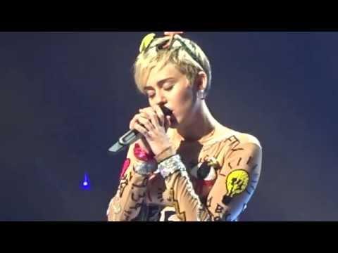 Miley cyrus lilac wine