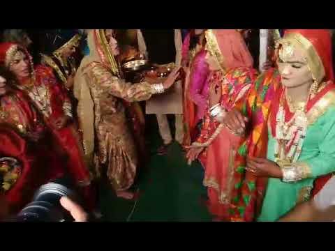 Punjabi Lok rang By Noor art