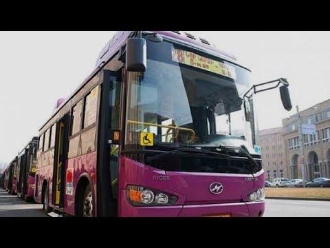 В Армении заработает общественный транспорт с 18 мая