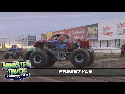 """Monster Truck Throwdown - INSIDE THROWDOWN - Episode 2 """"Gateway to the North"""""""