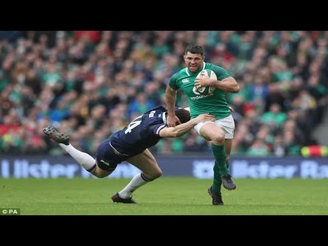 Rob Kearney expected to be fit for Ireland's Six Nations Grand Slam decider against England