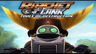 Ratchet & Clank Tools of Destruction All Cutscenes HD GAME