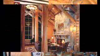 Log Cabin Decoration Ideas
