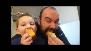Torta al limone - Chef Shady e Leo in cucina per Berghoff