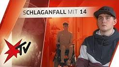 Gefangen im Locked-In-Syndrom: Max kämpft sich zurück ins Leben | stern TV