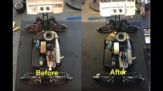 How to Clean a Nitro Buggy