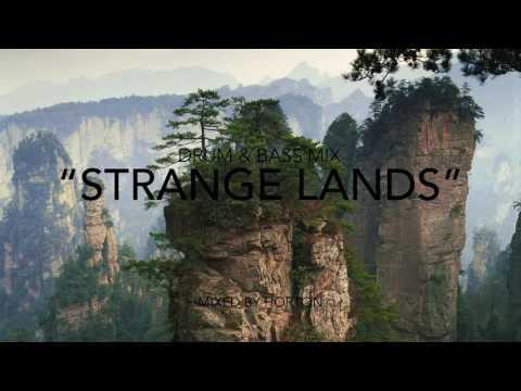 """Strange Lands"" ~ Drum & Bass Mix"