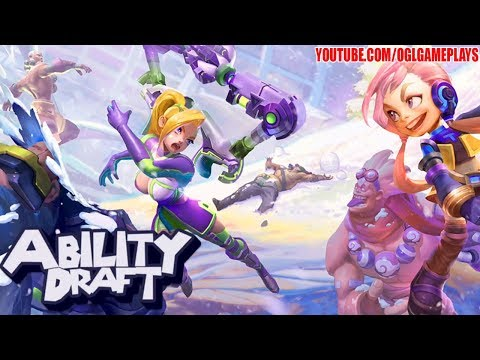 Ability Draft: Spell Battle Royale Gameplay Android IOS