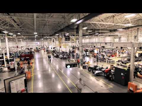 Harley Davidson York Plant