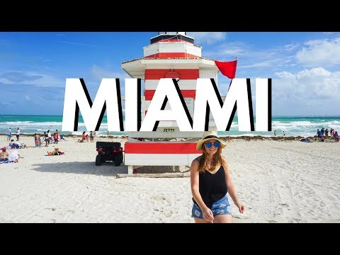 Top Things To Do In Miami, Florida with KLM | #ad