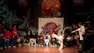 EVO4 FINAL: Dynamic Rockers Vs Flying Fists Part 2 & MISHAP!