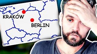 Jak Polacy znają mapę Polski?