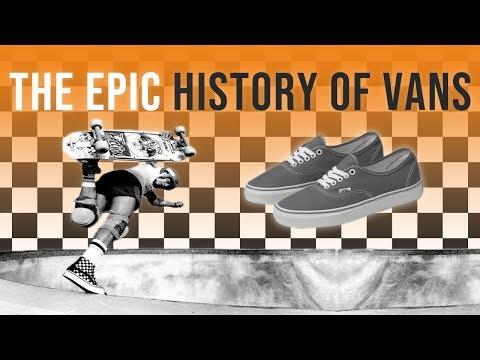 Vans | The Origins Of A Footwear Icon