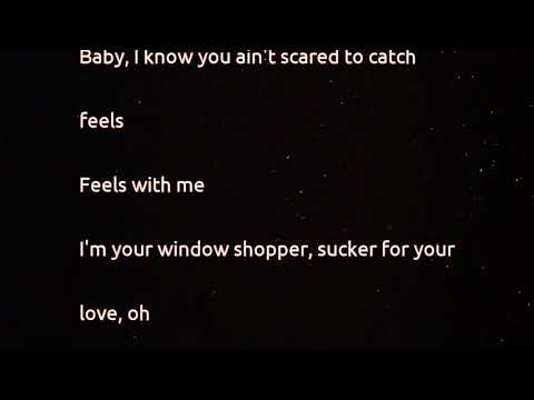 Calvin Harris - Feels (lyrics)