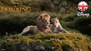 The Lion King | 2019 Love Ad - Beyonce as Nala | Official Disney UK