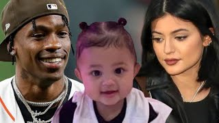 Fans Injured During Stampede At Travis Scott's Astroworld Festival, Kylie Jenner And Stormi Attend
