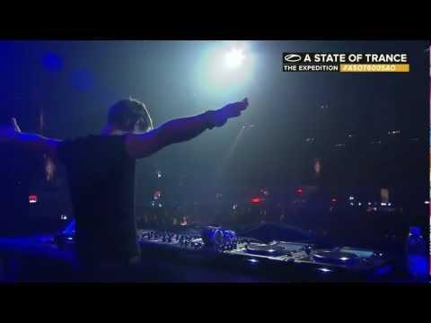 A State of Trance 600 Sao Paulo @ Live Armin van Buuren - An Angel's Love (01.03.2013)