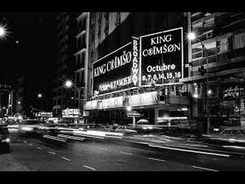 Resultado de imagen de King Crimson Live / 8 Octubre 1994 - Buenos Aires
