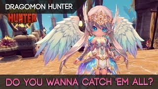 Dragomon Hunter - A Cheap Pokemon Ripoff?