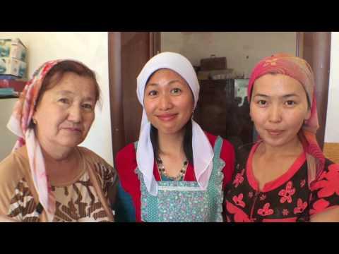 An American in Kazakhstan