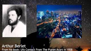 Arthur Berlet ET Contact From The Planet Acart 3of6