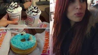 Barcelona Vlog #2: Comment se Perdre à Barcelone & Dunkin