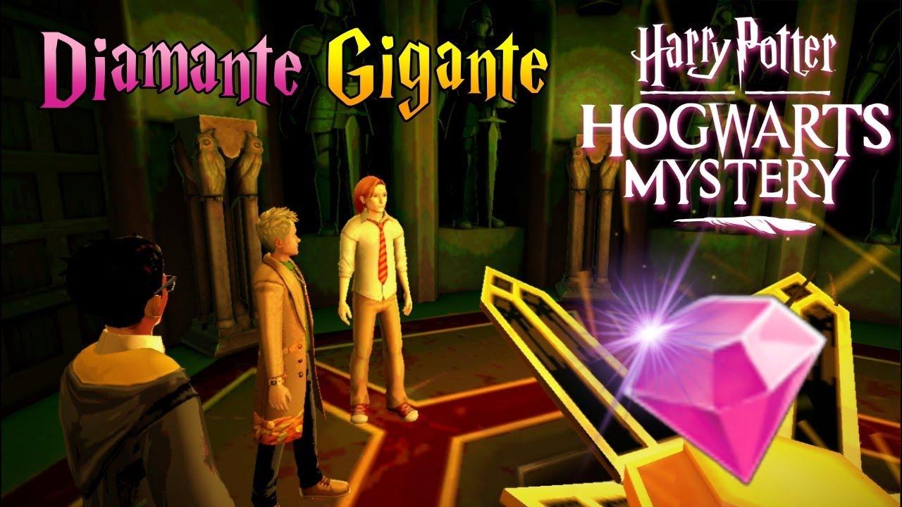 Harry Potter Hogwarts Mystery APK MOD 1.14.0 Diamantes Infinitos [Sem Root]