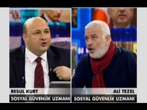 EMEKLİLİKTE YAŞA TAKILANLAR-ALİ TEZEL-TÜRKİYENİN NABZI-HABERTÜRK-(10/02/2014)-TÜRK MEDYA SUNAR.
