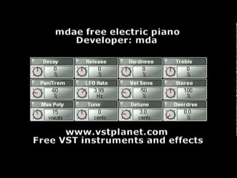 VST Piano - Free VST plugin instruments - Page 4