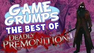 Game Grumps - The Best of DEADLY PREMONITION