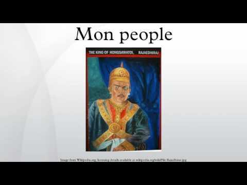Mon people