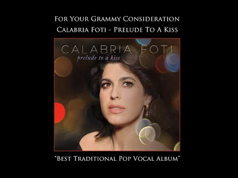 For Your Grammy Consideration - Best Traditional Pop Album