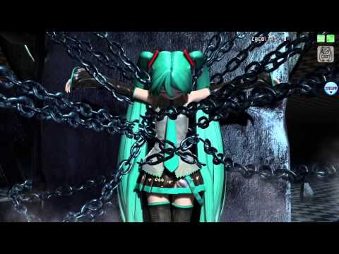 Hatsune Miku Black Rock Shooter PDA FT