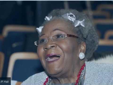 Irma P Hall turns 82