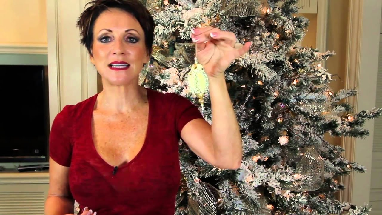 how to balance color on your christmas tree youtube