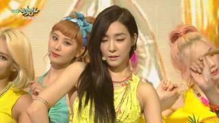 『中字HD』少女時代Girls Generation(소녀시대) - PARTY (파티) 150717 Live