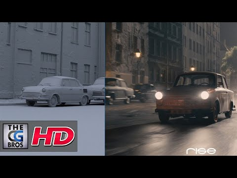 "CGI & VFX Breakdowns: ""The Man from U.N.C.L.E."" - by RISE 