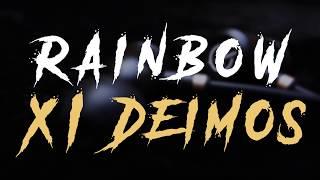 真.全音域電競耳機 Rainbow X1 DEIMOS 形象影片 Rainbow彩虹全球Rainbow行動電源 小R