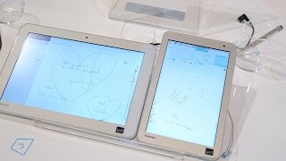 Hands-On: Toshiba Encore 2 Write mit Stylus