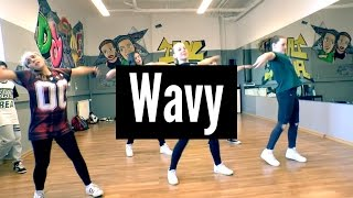 WAVY ★ Ty Dolla $ign | Beginner Hip Hop | Choreography TanzAlex
