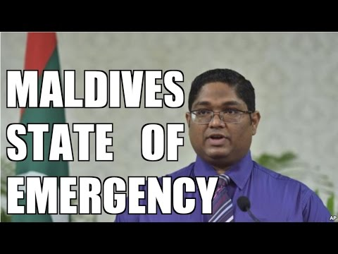 Maldives enacts emergency state, ASEAN blunders, Stoning death