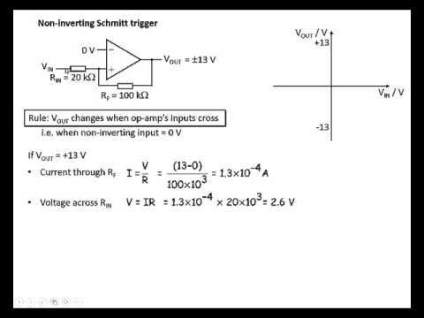 Schmitt triggers
