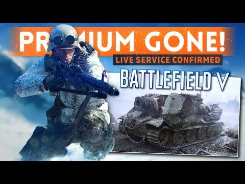 NO PREMIUM In Battlefield 5: Free Maps & Game Modes – What About Microtransactions? (Battlefield V)