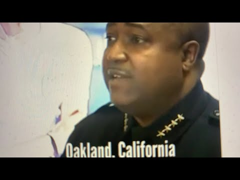 Oakland Police Chief LaRonne Armstrong Emotional Speech On Cuts To OPD, Godsister Death