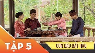 Phim Xin Chào Hạnh Phúc – Con dâu bất hảo tập 5 | Vietcomfilm