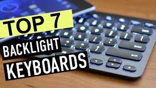 BEST 7: Backlight Keyboards 2018